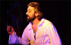 Aktör Kean tiyatro oyunu piyes Oyuncu: Eraslan Sağlam Eleştiri: Belgin Elçioğlu Belgin Elçioğlu