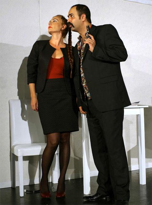 Lila Gürmen, Gürsu Gür, Ne istediniz? Paso tiyatro | Tiyatro sahnelerinden tiyatro yazıları 8 Belgin Elçioğlu Belgin Invictus