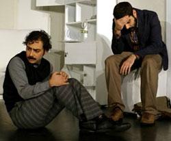 Olgun Toker Süleyman Felek Ne istediniz? Paso tiyatro | Tiyatro sahnelerinden tiyatro yazıları 8 Belgin Elçioğlu Belgin Invictus